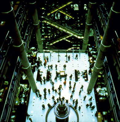7, Lloyd's of London  ©Janet Gill