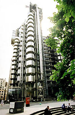 6, Lloyd's of London ©Sankei Shimbun